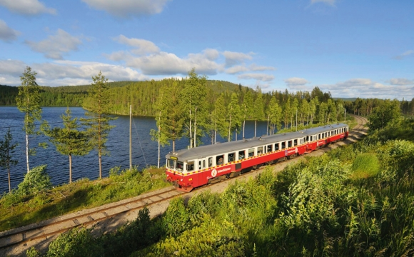 10 visites incontournables en Suède - Prendre l'Inlandsbanan
