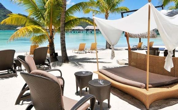 8 hôtels de rêve à Bora Bora - Intercontinental Resort & Thalasso Spa