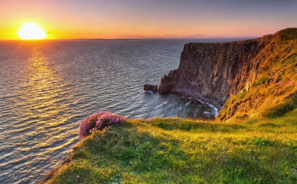 10 destinations idéales pour une lune de miel - L'Irlande, le dépaysement à portée de main