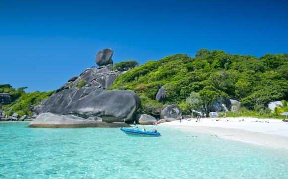 Destinations pour passer les vacances de Noël au soleil - La Thaïlande