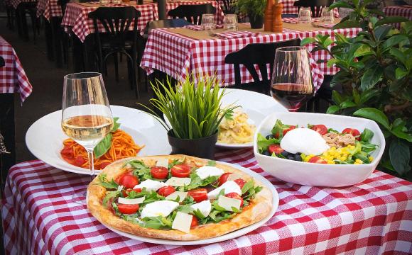 10 idées de voyage autour de la cuisine - Italie, de la générosité dans les assiettes