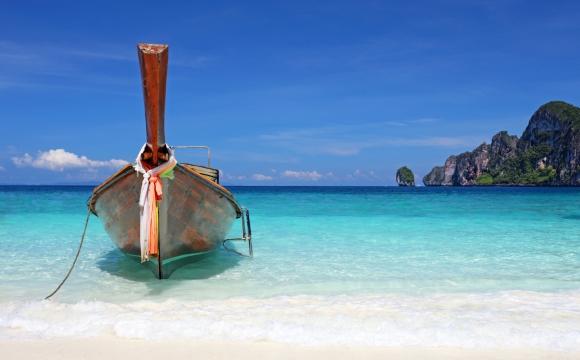 10 lieux incontournables à faire en Thaïlande - Ko Phi Phi