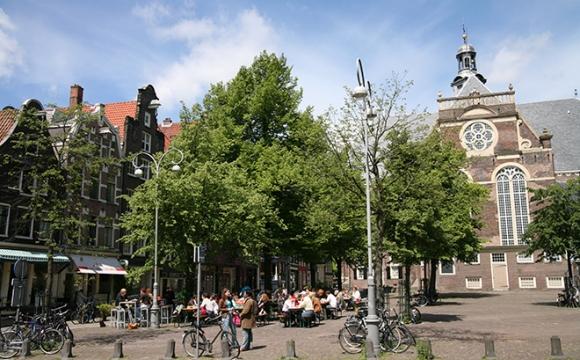 10 activités gratuites à faire à Amsterdam - Noordermarkt, le marché du nord