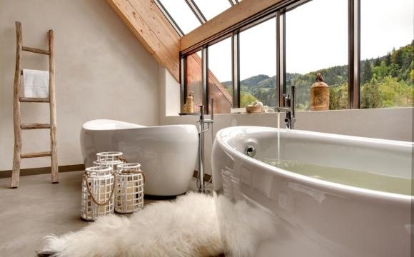 10 chambres d'hôtel en France avec jacuzzi -  La Cheneaudière, Colroy-la-Roche