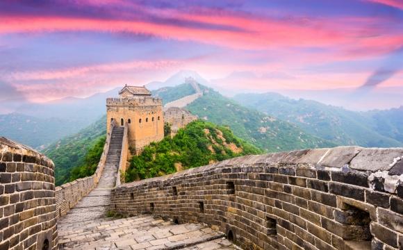 10 monuments incontournables à visiter -  La grande muraille de Chine