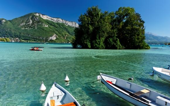 Les 10 plus beaux lacs de France - Le lac d'Annecy - Haute-Savoie