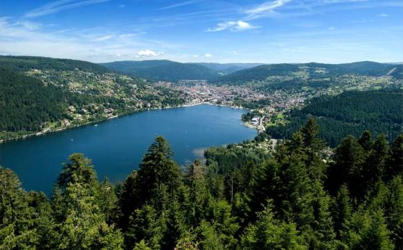 Les 10 plus beaux lacs de France - Le lac de Gérardmer - Vosges