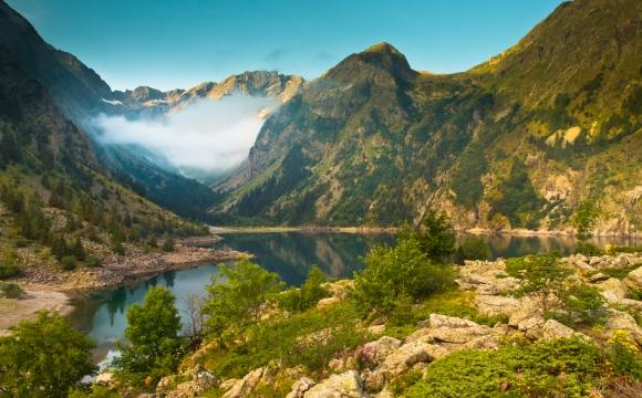 Les 10 plus beaux lacs de France - Le lac du Lauvitel - Isère