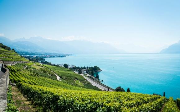 Les 10 plus beaux lacs de France - Le lac Léman - Haute-Savoie