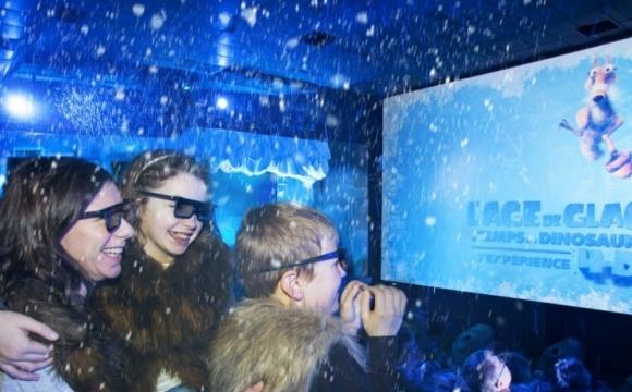 5 nouveautés 2016 à découvrir dans les parcs d'attraction - L'âge de glace s'expose en 4D au Futuroscope