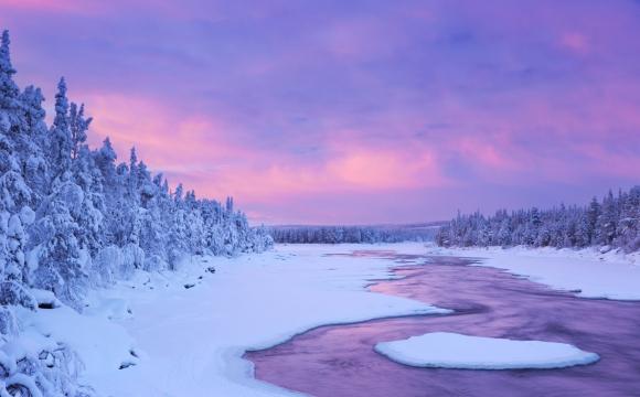 10 voyages à faire en couple - La Laponie, Finlande