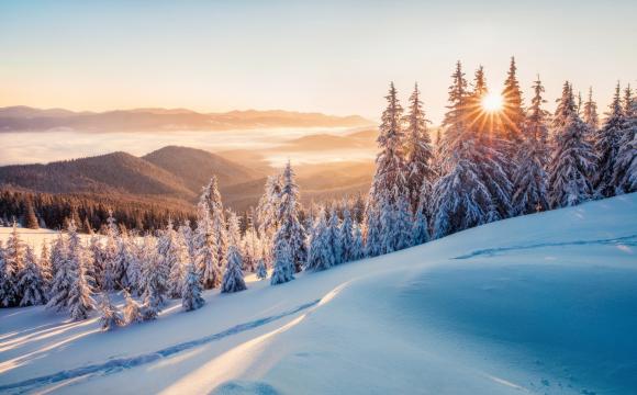 Les 5 plus belles destinations neige en hiver