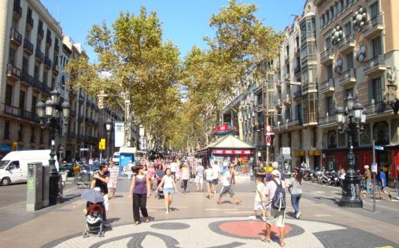 10 activités gratuites à Barcelone - Une balade en ville