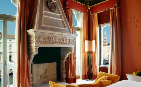 10 hôtels romantiques à Venise - Le Centurion Palace