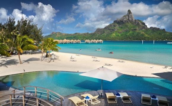 8 hôtels de rêve à Bora Bora - Le Méridien