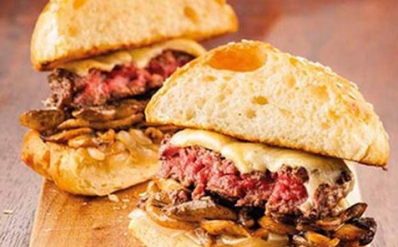 Les meilleurs food trucks d'Europe - Le burger parisien