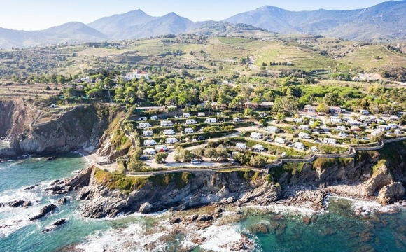 10 campings incontournables de France - Les Criques de Porteils