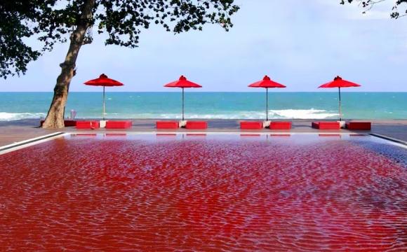 10 hôtels avec une piscine exceptionnelle - Library Hotel, Brésil