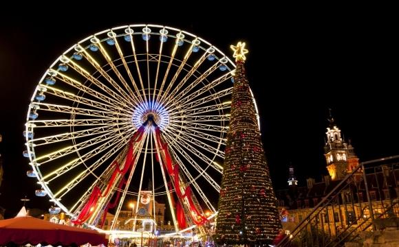 Les 10 plus beaux Marchés de Noël - Lille