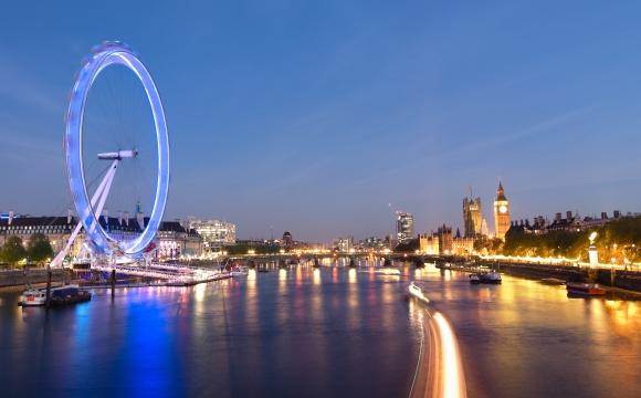 10 visites inratables à Londres - La grande roue