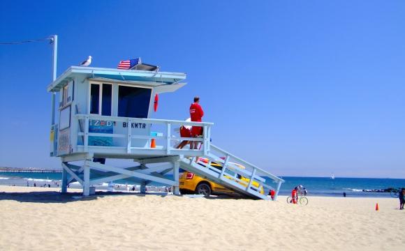 Destinations pour passer les vacances de Noël au soleil - La Californie