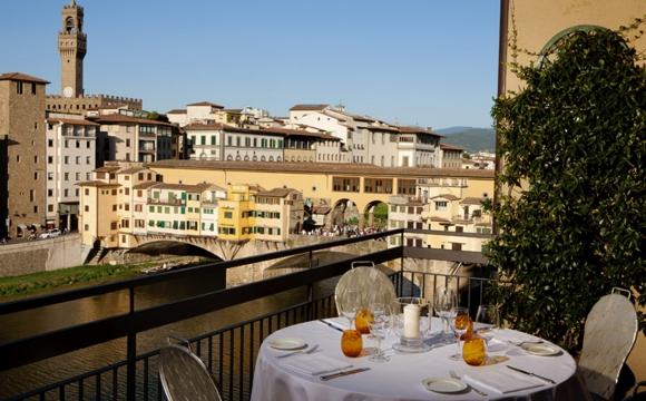 10 hôtels romantiques en Italie - Florence et la Toscane