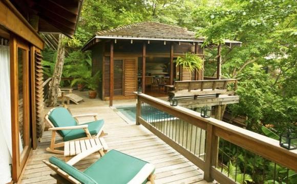 10 plus beaux hôtels en hauteur - Aqua Wellness Resort
