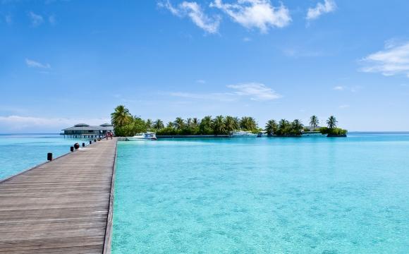 Destinations pour passer les vacances de Noël au soleil - Les Maldives