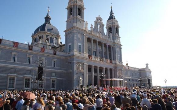 Un dimanche à Madrid