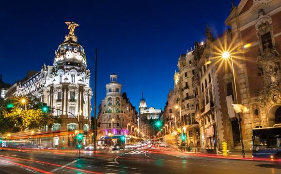 10 villes pour un jour de l'an pas cher - Madrid, Espagne