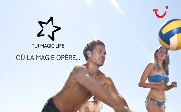 TUI France lance son nouveau site regroupant toutes ses gammes de produit - Un moment merveilleux avec TUI Magic Life