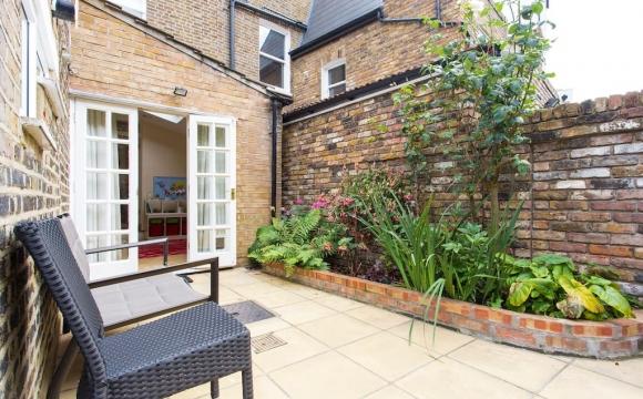 Les 10 plus belles maisons où passer l'automne reperées sur Airbnb - Magnifique grande maison à Londres, Royaume-Uni