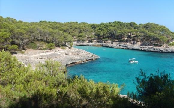 Cala Mondrago, Majorque