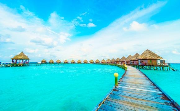 10 destinations pour oublier l'hiver - Les Maldives