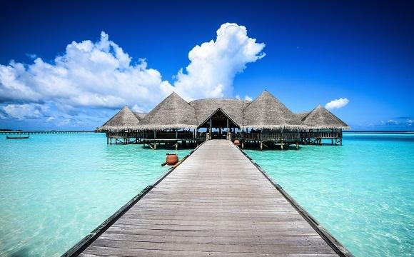 10 destinations tendances en 2017 - Les Maldives