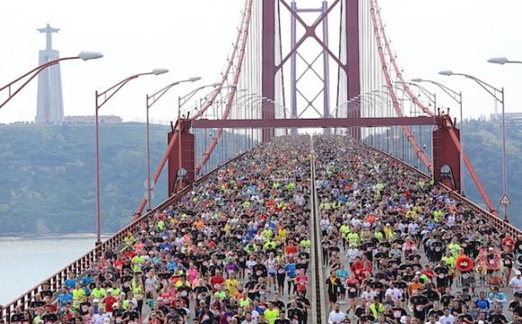 10 bonnes raisons de visiter Lisbonne - Évènement sportif avec le semi-marathon
