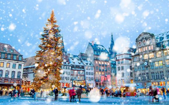 Les 10 plus beaux Marchés de Noël