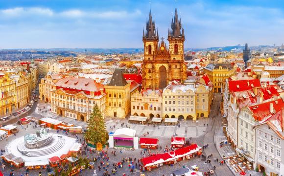 Les 10 plus beaux Marchés de Noël - Prague