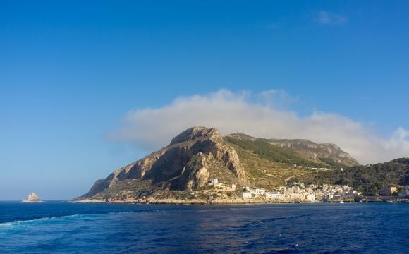 10 îles en Méditerranée qui gagnent à être connues - Marettimo – «La perle de la Méditerranée»