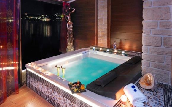 Les 10 plus beaux spas de France -  Spa Marinca à Olmeto