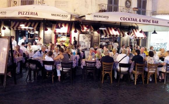 10 restaurants incontournables à Rome - Mercato Hostaria