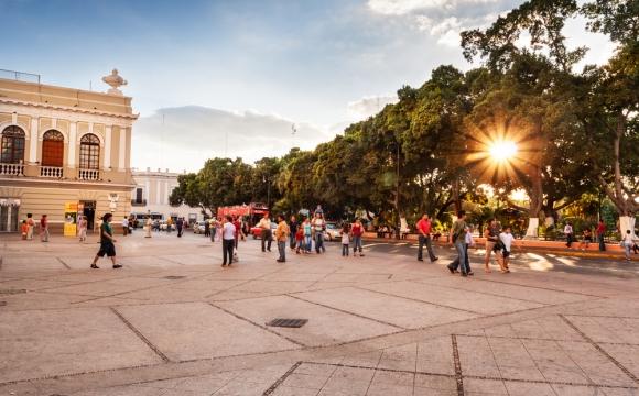 Le classement Lonely Planet des 10 villes à visiter en 2017 - Mérida, Mexique