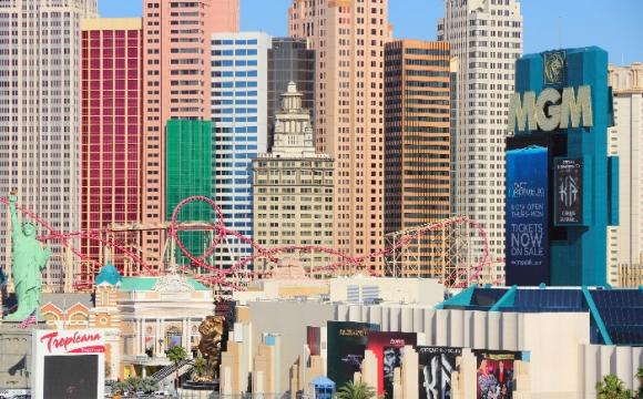 Les 10 plus grands hôtels du monde - Le MGM Grand Las Vegas