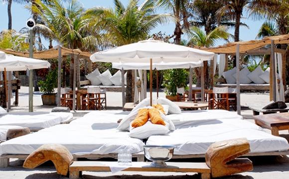 Les 10 plus beaux bars sur la plage - Nikki Beach Miami