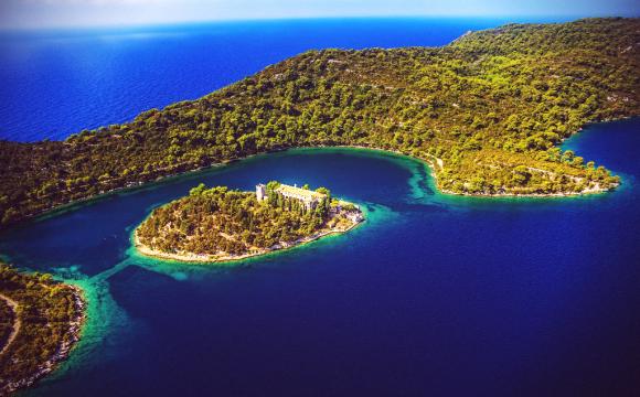 10 visites incontournables en Croatie - L'île de Mljet