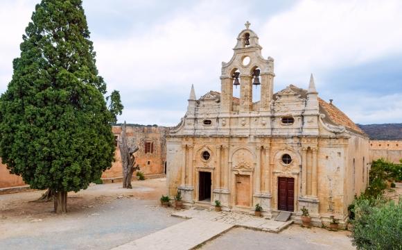 10 visites immanquables en Crète - Monastère d'Arkadi