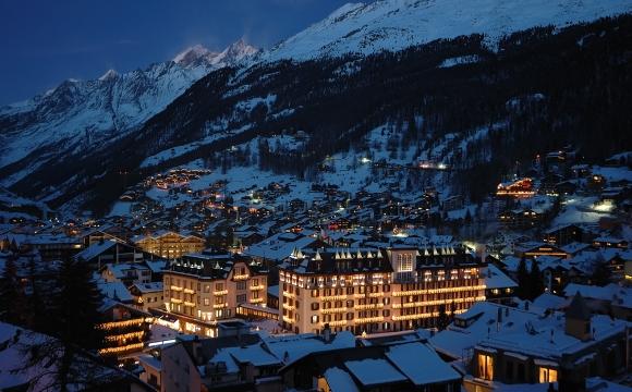 10 villages dignes de cartes postales - Zermatt