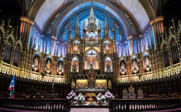 10 visites incontournables à Montréal - La basilique Notre-Dame