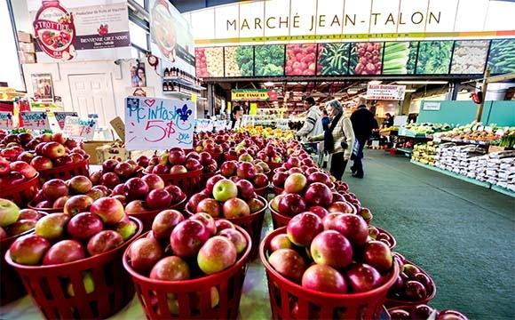 10 visites incontournables à Montréal - Le Marché Jean-Talon
