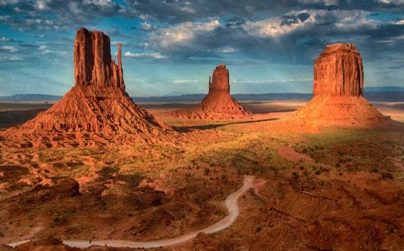 Les 15 plus beaux paysages des Etats-Unis - Monument Valley